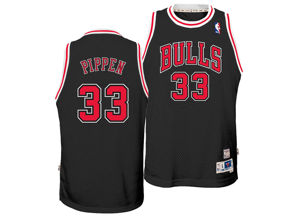 Chicago Bulls Scottie Pippen Nike NBA Youth Retired Player Swingman Jersey   de6befd54