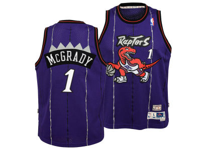 Toronto Raptors Tracy Mcgrady Nike NBA Youth Retired Player Swingman Jersey