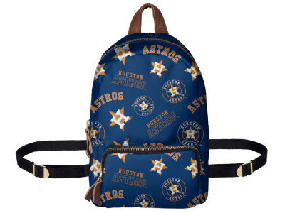 Houston Astros Printed Collection Mini Backpack