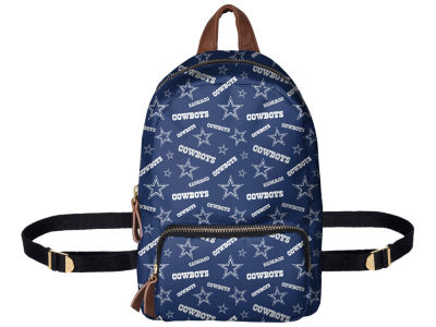 Dallas Cowboys Printed Collection Mini Backpack