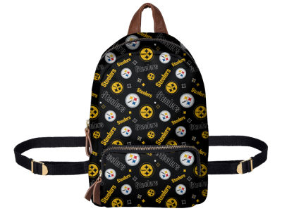 Pittsburgh Steelers Printed Collection Mini Backpack