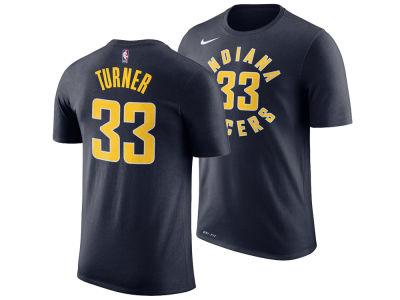 Indiana Pacers Myles Turner Nike NBA Youth Icon Name and Number T-Shirt