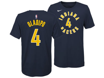 Indiana Pacers Victor Oladipo Outerstuff NBA Kids Replica Name and Number T- Shirt 3bf8cc8ee