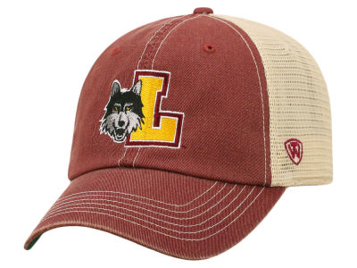 Loyola Ramblers Top of the World NCAA Dirty Mesh Cap