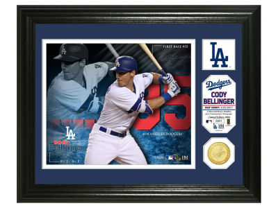 Los Angeles Dodgers Cody Bellinger Photo Mint Coin-Bronze