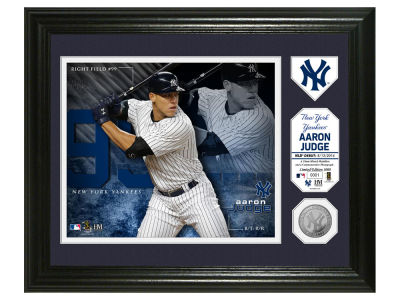 New York Yankees Aaron Judge Highland Mint Photo Mint Coin-Bronze