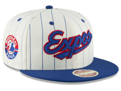 Montreal Expos New Era 2018 MLB All Star Injection 9FIFTY Snapback Cap