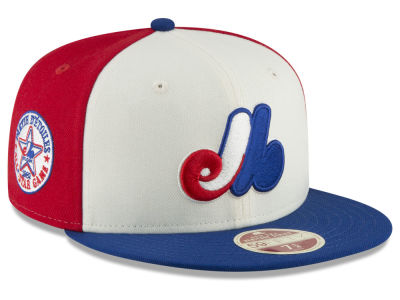 Montreal Expos New Era 2018 MLB All Star Injection 59FIFTY Cap