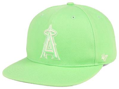 458c5163c11 Los Angeles Angels  47 MLB Island Snapback Cap
