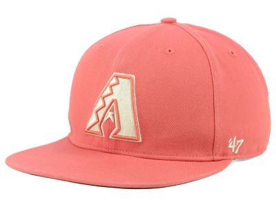 Arizona Diamondbacks '47 MLB Island Snapback Cap