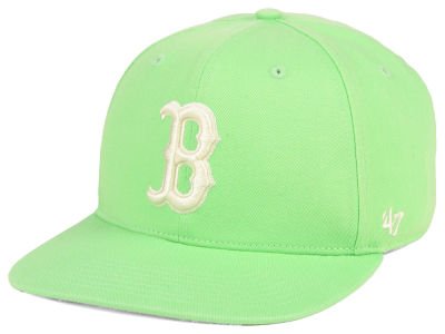 Boston Red Sox '47 MLB Island Snapback Cap