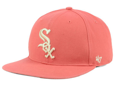 Chicago White Sox '47 MLB Island Snapback Cap