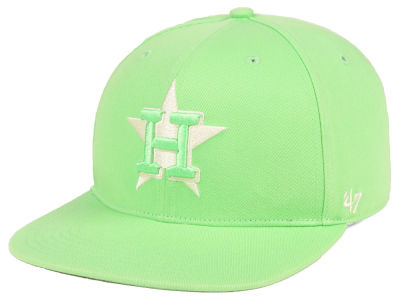 Houston Astros '47 MLB Island Snapback Cap