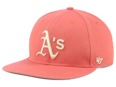 Oakland Athletics '47 MLB Island Snapback Cap