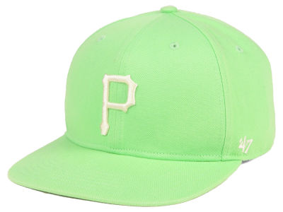 Pittsburgh Pirates '47 MLB Island Snapback Cap
