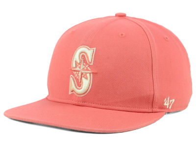 Seattle Mariners '47 MLB Island Snapback Cap