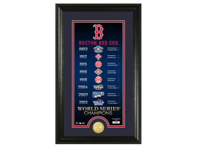 Boston Red Sox Highland Mint Legacy Supreme Bronze Coin Photo Mint