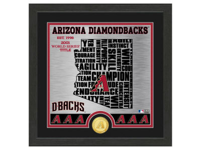 Arizona Diamondbacks Highland Mint State Coin Photo Mint