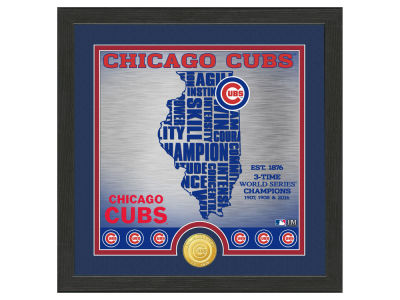 Chicago Cubs Highland Mint State Coin Photo Mint