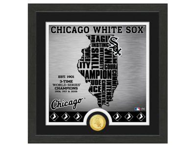 Chicago White Sox Highland Mint State Coin Photo Mint