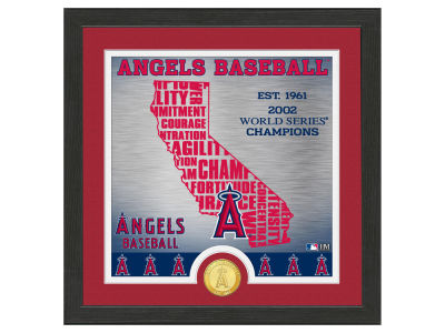 Los Angeles Angels Highland Mint State Coin Photo Mint