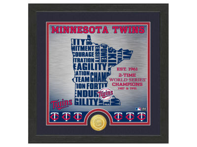Minnesota Twins Highland Mint State Coin Photo Mint