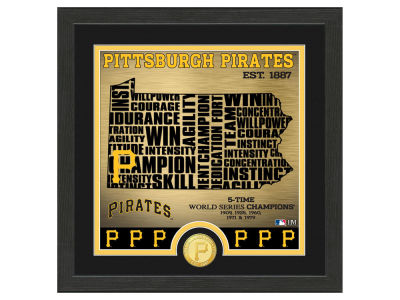 Pittsburgh Pirates Highland Mint State Coin Photo Mint