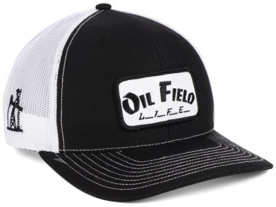 Oil Field Life Trucker Cap