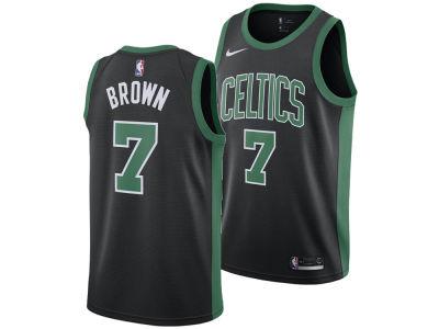 3fd3715e2 Boston Celtics Jaylen Brown Nike NBA Men s Statement Swingman Jersey