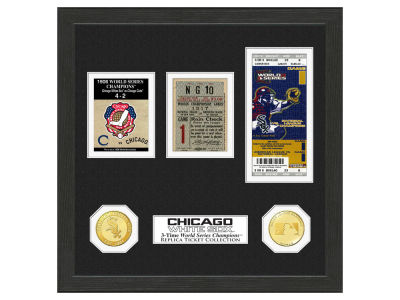 Chicago White Sox Highland Mint World Series Ticket Collection