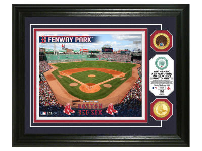 Boston Red Sox Highland Mint Dirt Coin Photo Mint