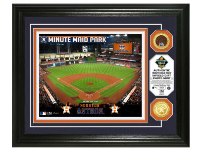 Houston Astros Highland Mint Dirt Coin Photo Mint