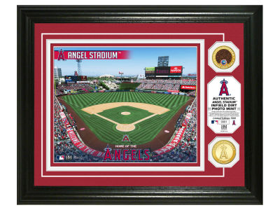 Los Angeles Angels Highland Mint Dirt Coin Photo Mint
