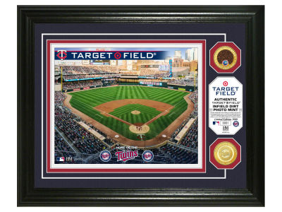 Minnesota Twins Highland Mint Dirt Coin Photo Mint