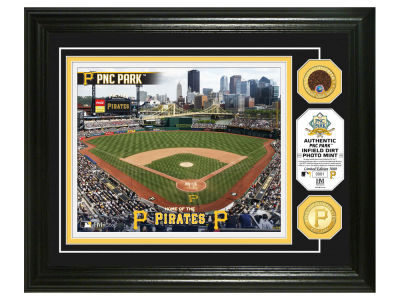 Pittsburgh Pirates Highland Mint Dirt Coin Photo Mint