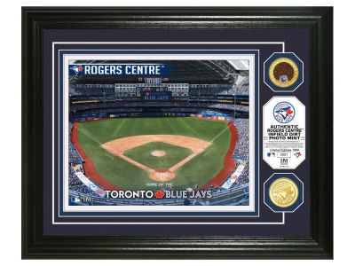 Toronto Blue Jays Highland Mint Dirt Coin Photo Mint