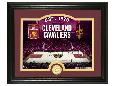 Cleveland Cavaliers Highland Mint Court Minted Coin Photo Mint