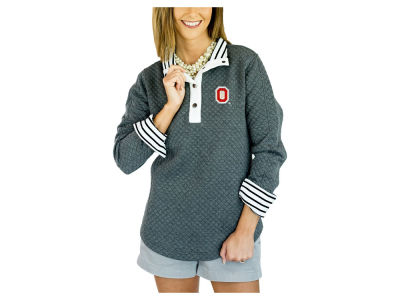 Gameday Couture NCAA Women's Snap Quilted Pullover