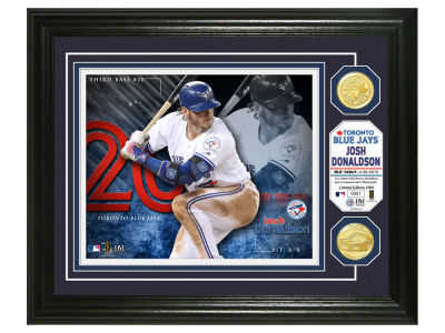 Toronto Blue Jays Josh Donaldson Highland Mint Bronze Coin Photo Mint