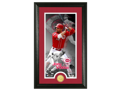 Cincinnati Reds Joey Votto Highland Mint Supreme Bronze Coin Photo Mint V