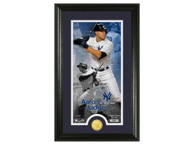 New York Yankees Aaron Judge Highland Mint Supreme Bronze Coin Photo Mint V