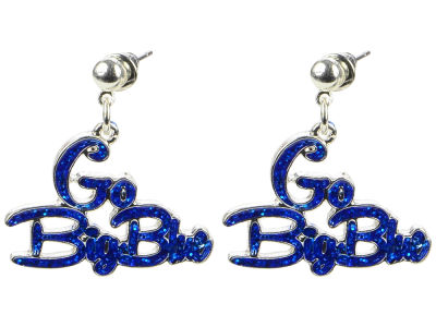 Kentucky Wildcats Slogan Earring