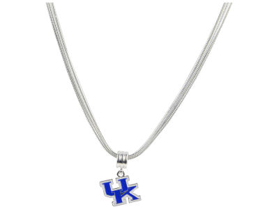 Kentucky Wildcats Enamel Necklace