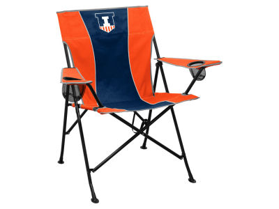 Illinois Fighting Illini Logo Brands Pregame Chair