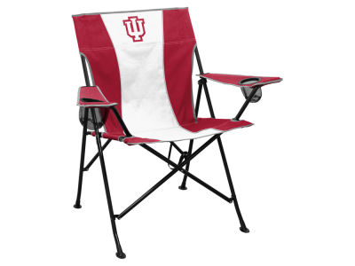 Indiana Hoosiers Logo Brands Pregame Chair