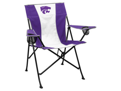 Kansas State Wildcats Logo Brands Pregame Chair