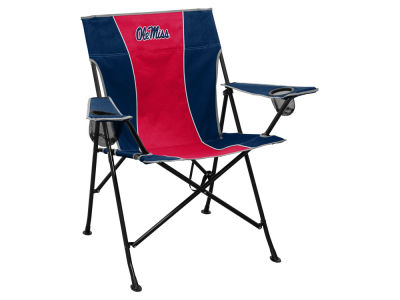 Ole Miss Rebels Logo Brands Pregame Chair