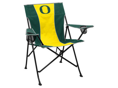 Oregon Ducks Logo Brands Pregame Chair