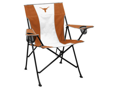 Texas Longhorns Logo Brands Pregame Chair
