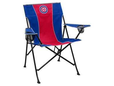 Chicago Cubs Logo Brands Pregame Chair